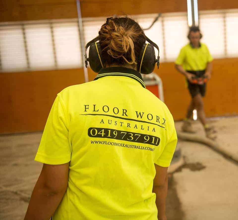 Floor Worx Australia FB 21